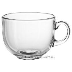 Чашка прозрачная Luminarc 6 шт.