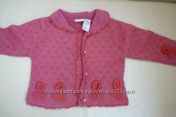 теплый свитерок B. T. KIDS для малышки