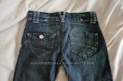сині джинсики