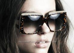 Шикарные очки оригинал бренд фирменые звезды