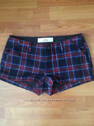 шорты для девушки фирмы hollisterco
