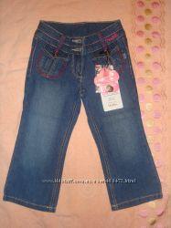 новые джинсы waikiki на девочку