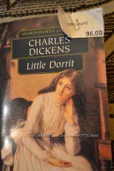 Книги на английском - Чарльз Диккенс. Маленькая Доррит.