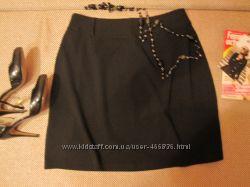 Черные мини юбочки на любой вкус 46-48 р. Orsay