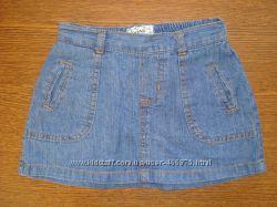 Новая джинсовая юбка  на 1. 5 - 3 года
