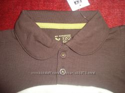 Новые фирменные рубашки поло для девочек