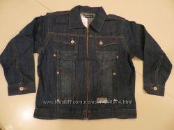 куртка джинсовая для мальчика от 8-16лет рост 122 -176см