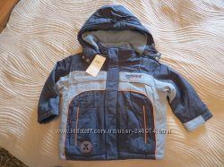 куртка Турция зима на синтепоне флисовая подкладка от 2 до 6 лет