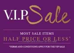 Next- Англія - VIP Sale 16 березня