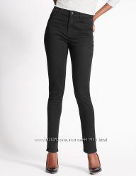 Жіночі джинси-скіні  Marks&Spencer - висока посадка талії