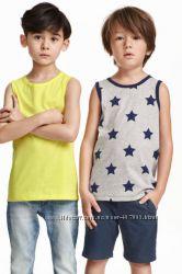 Комплекти хлопячих літніх футболок НМ - Англія