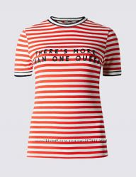 Стильні жіночі футболки Marks&Spencer