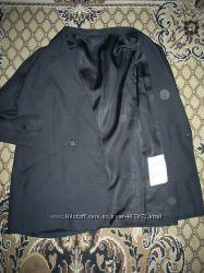 Чорний жіночий піджак