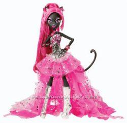 Монстер хай Кетти Нуар Monster High Catty Noir