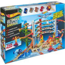 Гараж Хот Вилс Wheels Ultimate Garage Playset Гараж Хот Вилс