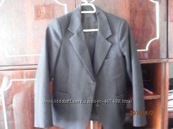 Пиджак школьный на подкладе
