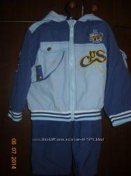 Продам осенний костюм для мальчика , р. 92-98