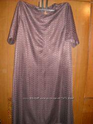Продам нарядное женское платье р. 56-58