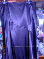 Шикарная нарядная юбка-годе, р. 50