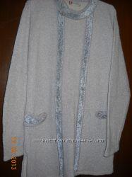 Женский свитер, р. 52-54