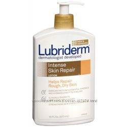 Lubriderm интенсивное восстановление кожи, лосьен