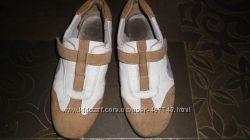 Кожаные кроссовки 24, 5 см по стельке