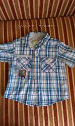Сорочки для хлопчика NEXT