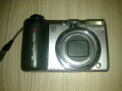 Продается цифровой фотоаппарат Canon PowerShot A650 IS