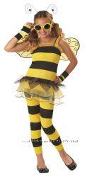 Прокат карнавального костюма пчелки 6-8 лет
