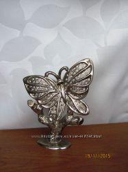 Бабочка , подставка для украшений .