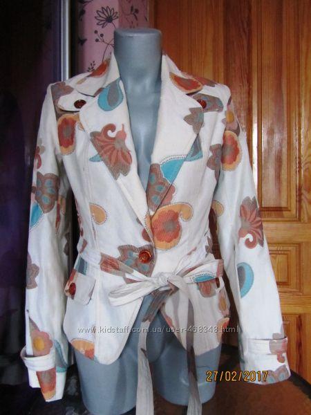 Лёгкий тренч-пиджак Ann&acutes.