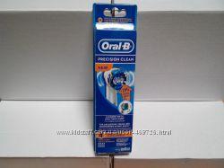 Сменные насадки на электрическую зубную счетку Oral-B Precision clean 4шт