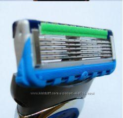 Оригинальные лезвия картриджи Gillette