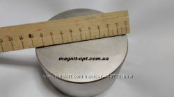 Неодимовый магнит 100х50 сила 500 кг