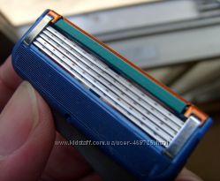 #5: Gillette Fusion 8 шт