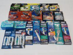 Насадка для зубной щетки Braun Oral-B Precision 4шт EB-17, EB-18, EB-20
