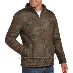 Мужская курточка Digital Camo Print деми, р. L