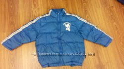 Куртка зимняя на 5-7 лет, 116 см, EXIT снижена цена