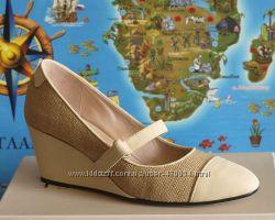 Шикарные туфли Taryn Rose, стелька 25, 5см, цена закупки.