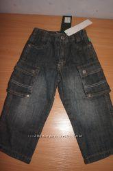 джинсики демисезонные для паренька