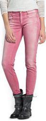 стильні рожеві джинси MNG нові бірки р 38