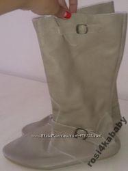 стильні чобітки Anniel р39 100шкіра Італія нові