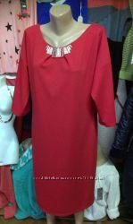 Платья для женщин увеличеных размеров 48-56