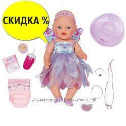 Интерактивная Кукла Фея Baby Born Zapf Creation, 820698