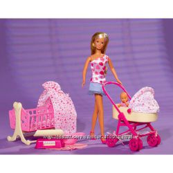 Кукла Штеффи с младенцем Steffi Love Simba 5730861, 7 000 отзывов