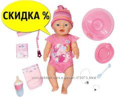Пупс Baby Born Очаровательная малышка Zapf Creation 822005