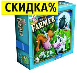 Настольная игра Супер Фермер Super Farmer De Lux. Оригинал. GRANNA