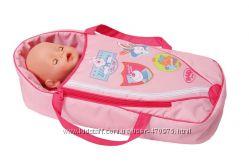 Люлька переноска Zapf для куклы Baby Born 822005 Сладкие сны 822203