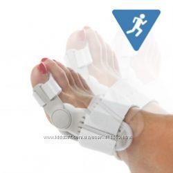 Фиксаторы при вальгусной деформации пальцев, фиксатор от косточки на ногах