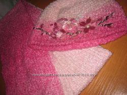 шапочки и шарфики